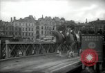 Image of American horse platoon Berlin Germany, 1947, second 41 stock footage video 65675033267