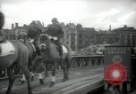 Image of American horse platoon Berlin Germany, 1947, second 53 stock footage video 65675033267