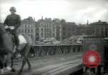 Image of American horse platoon Berlin Germany, 1947, second 54 stock footage video 65675033267