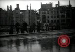 Image of American horse platoon Berlin Germany, 1947, second 60 stock footage video 65675033267