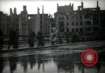 Image of American horse platoon Berlin Germany, 1947, second 62 stock footage video 65675033267