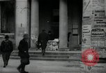 Image of Newsstand in British Sector of Berlin Berlin Germany, 1947, second 1 stock footage video 65675033268