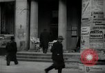 Image of Newsstand in British Sector of Berlin Berlin Germany, 1947, second 2 stock footage video 65675033268
