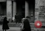 Image of Newsstand in British Sector of Berlin Berlin Germany, 1947, second 6 stock footage video 65675033268