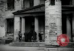 Image of Newsstand in British Sector of Berlin Berlin Germany, 1947, second 12 stock footage video 65675033268