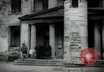 Image of Newsstand in British Sector of Berlin Berlin Germany, 1947, second 13 stock footage video 65675033268