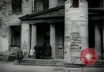 Image of Newsstand in British Sector of Berlin Berlin Germany, 1947, second 14 stock footage video 65675033268