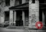 Image of Newsstand in British Sector of Berlin Berlin Germany, 1947, second 16 stock footage video 65675033268