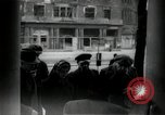 Image of Newsstand in British Sector of Berlin Berlin Germany, 1947, second 36 stock footage video 65675033268