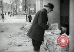 Image of Newsstand in British Sector of Berlin Berlin Germany, 1947, second 48 stock footage video 65675033268