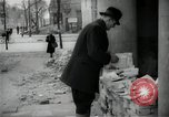 Image of Newsstand in British Sector of Berlin Berlin Germany, 1947, second 49 stock footage video 65675033268
