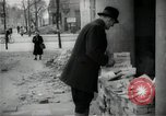 Image of Newsstand in British Sector of Berlin Berlin Germany, 1947, second 50 stock footage video 65675033268