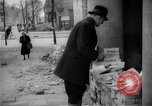 Image of Newsstand in British Sector of Berlin Berlin Germany, 1947, second 51 stock footage video 65675033268