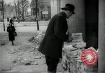 Image of Newsstand in British Sector of Berlin Berlin Germany, 1947, second 52 stock footage video 65675033268