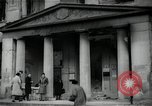 Image of Newsstand in British Sector of Berlin Berlin Germany, 1947, second 62 stock footage video 65675033268