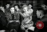 Image of German students after World War 2 Frankfurt Germany, 1946, second 1 stock footage video 65675033270