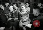 Image of German students after World War 2 Frankfurt Germany, 1946, second 2 stock footage video 65675033270