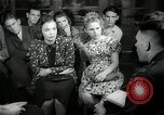 Image of German students after World War 2 Frankfurt Germany, 1946, second 7 stock footage video 65675033270