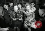 Image of German students after World War 2 Frankfurt Germany, 1946, second 8 stock footage video 65675033270