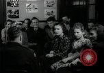 Image of German students after World War 2 Frankfurt Germany, 1946, second 9 stock footage video 65675033270