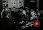 Image of German students after World War 2 Frankfurt Germany, 1946, second 10 stock footage video 65675033270