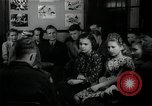 Image of German students after World War 2 Frankfurt Germany, 1946, second 13 stock footage video 65675033270