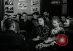 Image of German students after World War 2 Frankfurt Germany, 1946, second 20 stock footage video 65675033270