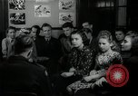 Image of German students after World War 2 Frankfurt Germany, 1946, second 21 stock footage video 65675033270