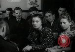 Image of German students after World War 2 Frankfurt Germany, 1946, second 23 stock footage video 65675033270