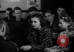 Image of German students after World War 2 Frankfurt Germany, 1946, second 24 stock footage video 65675033270