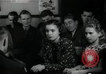 Image of German students after World War 2 Frankfurt Germany, 1946, second 27 stock footage video 65675033270
