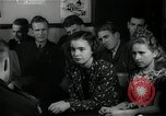 Image of German students after World War 2 Frankfurt Germany, 1946, second 29 stock footage video 65675033270