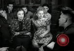 Image of German students after World War 2 Frankfurt Germany, 1946, second 36 stock footage video 65675033270