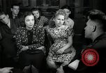 Image of German students after World War 2 Frankfurt Germany, 1946, second 37 stock footage video 65675033270