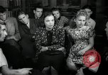 Image of German students after World War 2 Frankfurt Germany, 1946, second 41 stock footage video 65675033270