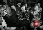 Image of German students after World War 2 Frankfurt Germany, 1946, second 42 stock footage video 65675033270