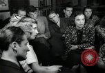 Image of German students after World War 2 Frankfurt Germany, 1946, second 44 stock footage video 65675033270