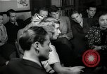 Image of German students after World War 2 Frankfurt Germany, 1946, second 46 stock footage video 65675033270