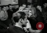 Image of German students after World War 2 Frankfurt Germany, 1946, second 48 stock footage video 65675033270
