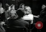 Image of German students after World War 2 Frankfurt Germany, 1946, second 54 stock footage video 65675033270
