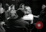 Image of German students after World War 2 Frankfurt Germany, 1946, second 55 stock footage video 65675033270