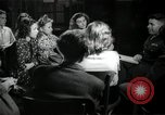 Image of German students after World War 2 Frankfurt Germany, 1946, second 61 stock footage video 65675033270