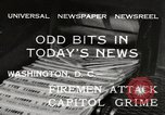 Image of Capitol building Washington DC USA, 1932, second 2 stock footage video 65675033276