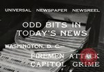 Image of Capitol building Washington DC USA, 1932, second 3 stock footage video 65675033276