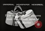 Image of hats Paris France, 1932, second 15 stock footage video 65675033278
