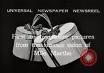 Image of hats Paris France, 1932, second 18 stock footage video 65675033278