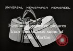 Image of hats Paris France, 1932, second 19 stock footage video 65675033278