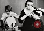 Image of hats Paris France, 1932, second 41 stock footage video 65675033278