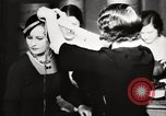 Image of hats Paris France, 1932, second 58 stock footage video 65675033278