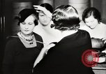 Image of hats Paris France, 1932, second 59 stock footage video 65675033278